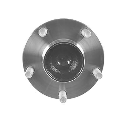 Blueprint Wheel Bearing Kit ADN18258: Automotive