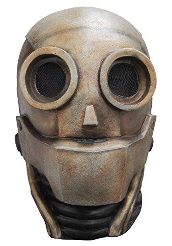 Robot 1.0 Mask ()