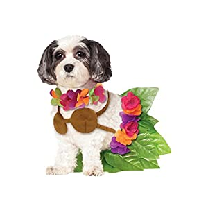 Rubies Costume Company Hula Girl Pet Costume