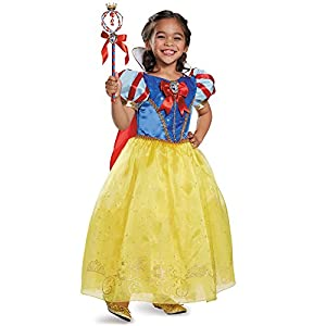 Disguise Prestige Disney Princess Snow White Costume - 41V8mdcCtEL - Disguise Prestige Disney Princess Snow White Costume