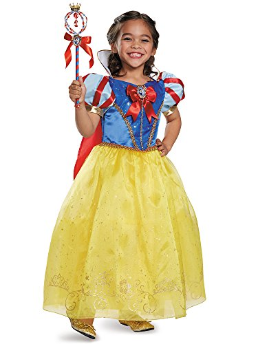 7 Snow Dwarfs Costumes And White (Prestige Disney Princess Snow White Costume,)