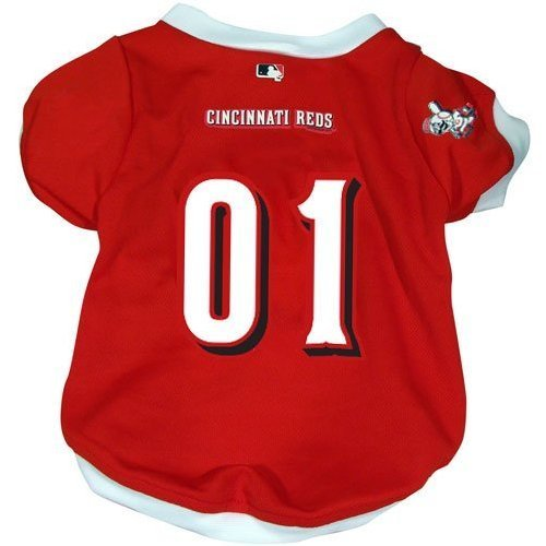 Hunter MFG Cincinnati Reds Dog Jersey, Large