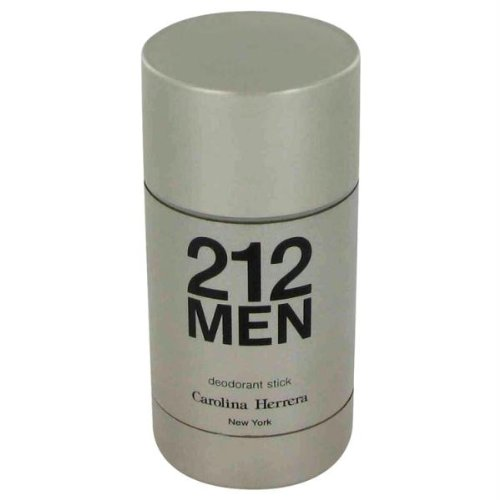 212 by Carolina Herrera Deodorant Stick 2.5 oz / 75 ml for ()