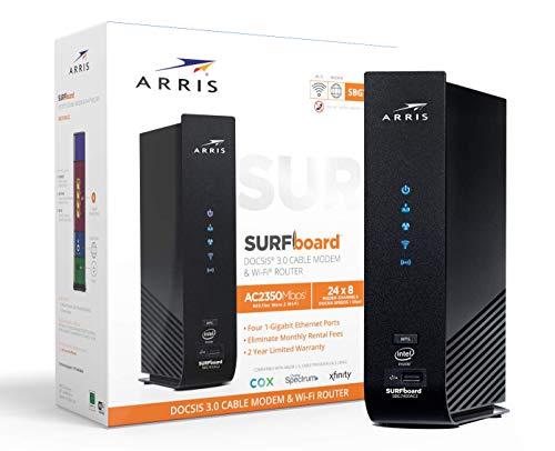 ARRIS SURFboard SBG7400AC2 DOCSIS