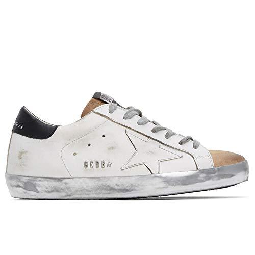 Golden-Goose-Deluxe-Brand-Superstar-WhiteBrown-Leather-Mens-Sneaker-G36MS590T78