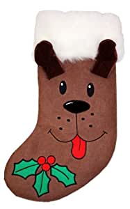 Outward Hound Kyjen  Dog Stocking, Brown