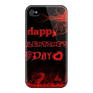 Premium Happy Valentine Day Heavy-duty Protection Cases For Iphone 6 Black Friday