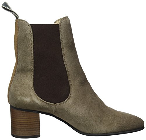 Braun 70714185101303 Chelsea Boots Heel Slouch Women's Marc Taupe O'Polo Mid fyq6fZ8