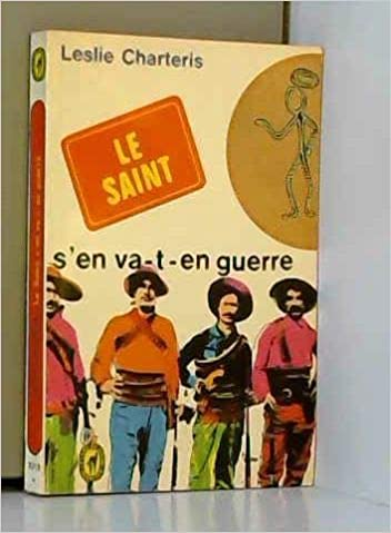 The Saint Abroad Leslie Charteris Livre De Poche Amazon