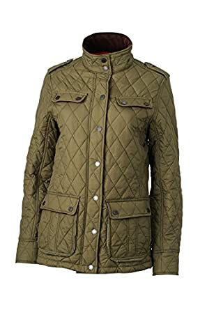 Ladies Blouson Diamond amp; Steppjacke Jacket James Nicholson Quilted HFtx7nT