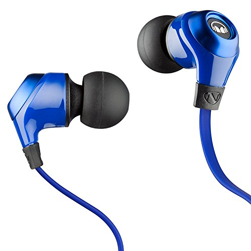 Monster NCredible NErgy In-Ear Headphones, Blue