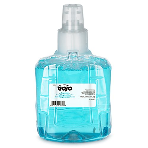 gojo-1916-02-pomeberry-foam-handwash-1200-ml-refill-for-gojo-ltx-12-dispenser-pack-of-2
