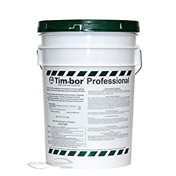 tim-bor insecticida fungicida y. 25 kg Cubo 657859