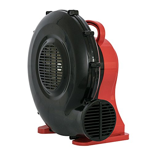 - XPOWER BR-35 1/2 HP Indoor Outdoor Inflatable Blower Fan for Decoration, Bounce House, Water Slide, Jumper, Game and Display Structures