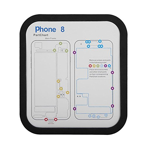 iphone 5 screw chart - 9