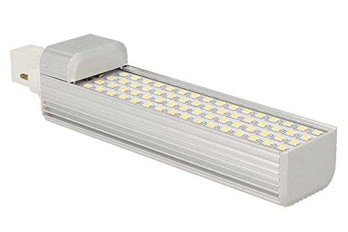 Lampada Per Faretto A Led.Lampada Faretto Led G23 2 Pin Plc 13w Bianco Neutro 64 Smd