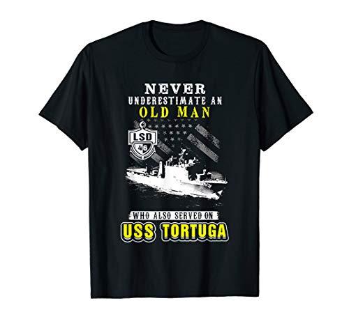 (USS TORTUGA (LSD-46) Tshirt)