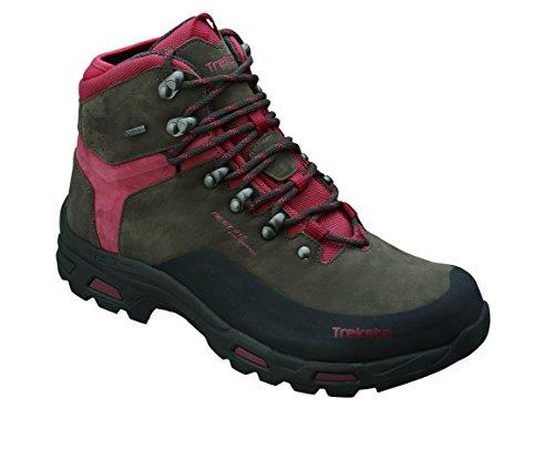 Fastpack N Red De Randonnée Treksta Femme a Vertex Chaussures 5BRx1Aq