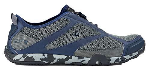 - OluKai New Men's 'Eleu Trainer Water Shoe Charcoal/Trench Blue 10