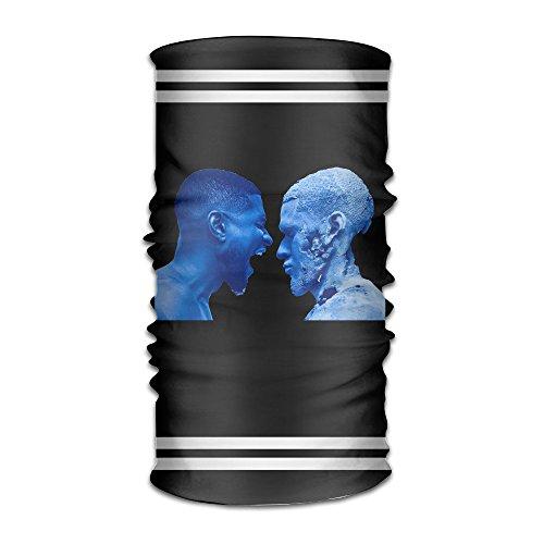EDRE Hard II Love-Usher Multifunctional Magic Collars Muffler (Party City Richardson)