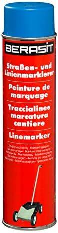[Gesponsert]Markierungsspray Bodenmarkierung BERASIT, 600 ml, Versandeinheit=12 Dosen (grau)