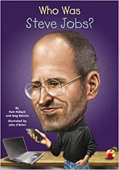 Book Who Was Steve Jobs?