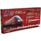 LE Toys LET13201 - Treno Italo, Bordeaux