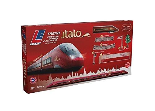 5 opinioni per LE Toys LET13201- Treno Italo, Bordeaux