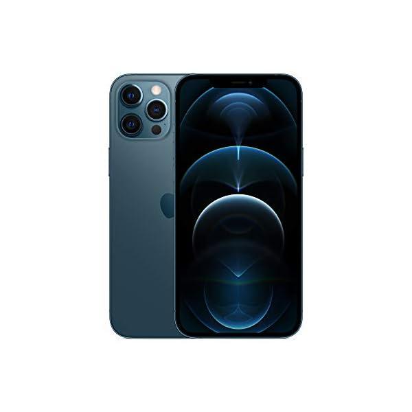 Novità Apple iPhone 12 Pro Max (256GB) - blu Pacifico 1