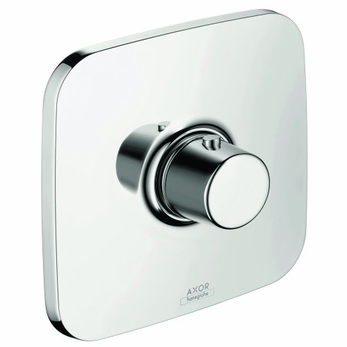 Axor 19702001 Bouroullec Highflow Thermostatic Trim, Chrome Hansgrohe