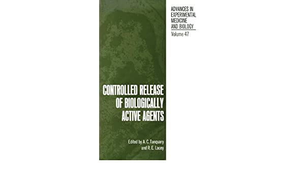 Controlled Release of Biologically Active Agents