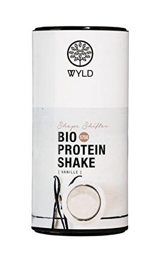WYLD Bio Protein Vanille, 1er Pack (1 x 450g)