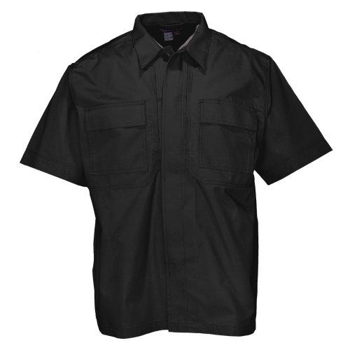 5.11 Camisa de manga corta Ripstop TDU Tactical # 71001 para hombre