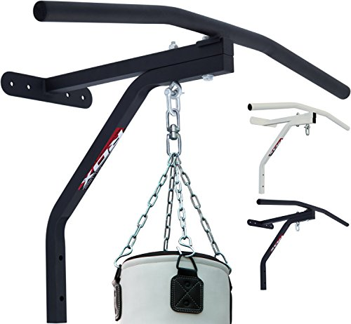 RDX-Heavy-Gym-Iron-Chin-Pull-Up-Bar-Fitness-Ceiling-Frame-Boxing-Outdoor-MMA-Wall-Mounted-Brackets