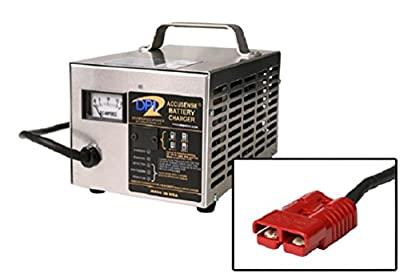 24 Volt 20 Amp Golf Cart Battery Charger with SB-50 (Red) Connector
