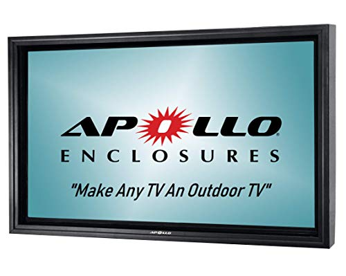 "Apollo Outdoor TV Enclosure for 60"" to 65"" Slim TVs (Apollo Weatherproof Mount Sold Separately)"