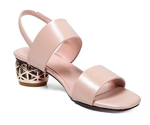 pearl powder Frau Sommer cingulären mit offene Pantoffeln Sandalen kühlen im pUgqFRpxw