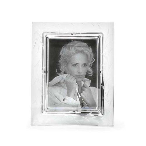 Lenox Opal Frame - Lenox Opal Innocence Extra Tall 5x7 Frame