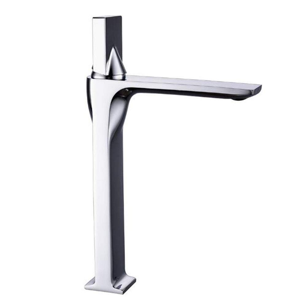 Faucet European black ancient basin faucet hot and cold bathroom creative faucet above counter basin wash basin personality faucet