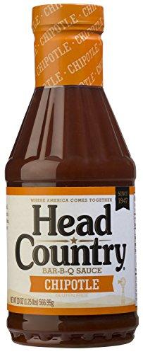 Head Country Bar B Q Sauce Chipotle