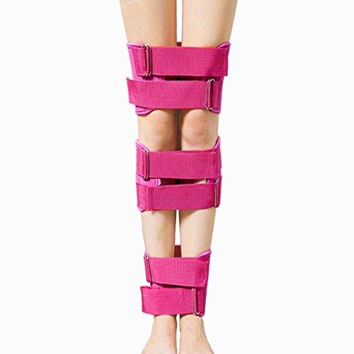 Mesurn Adult Child Leg Correction O/X Leg Correction Belt Band Leg Correction Tape Straightening Thin Leg Multiple Colour Correction Band (Color : Pink, Size : M) by Leg Corrector Bandage (Image #6)