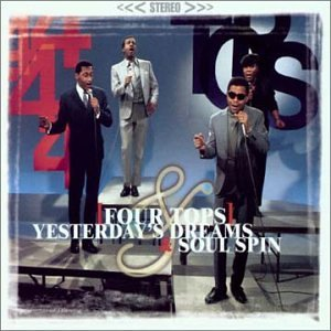 Four Tops - Yesterday
