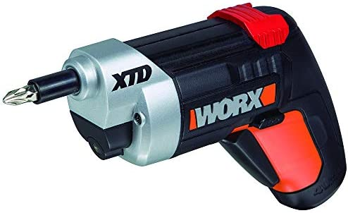 Worx WX252 Atornillador, 6 W, 4 V: Amazon.es: Bricolaje y herramientas
