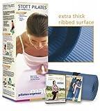 STOTT PILATES Pilates Express Mat Power Pack (Blue)