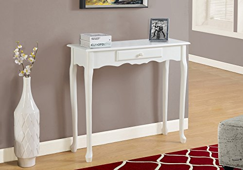 Monarch Hall Console Accent Table, 36