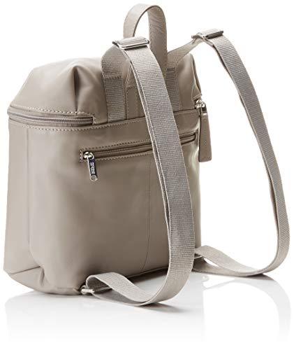 Sac b S18 vintage Femme Vintage 12x27x23 Khaki Grau Bree Vora Gris X 4 vintage M H Cm T Backpack Oxn0HF