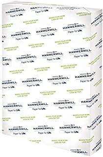 product image for Hammermill Cardstock, 100 lb, 271 GSM, Premium Color Copy, 19 x 13-1 Pack (250 Sheets) - 100 Bright, Made In The USA Card Stock