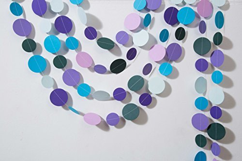 Burbujas decoración para fiesta, fiesta de la Sirenita ...