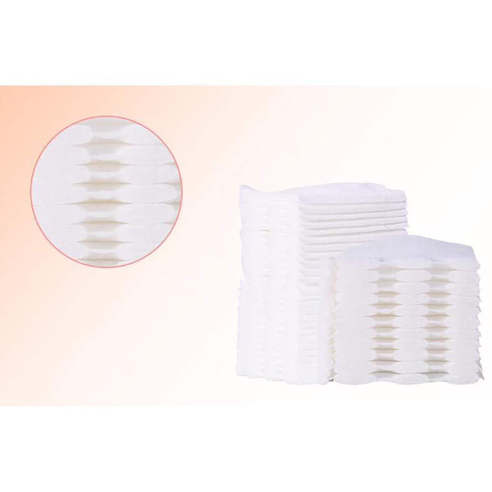 Gcroet 222 Piezas Almohadillas De Algod/óN Para Quitar Maquillaje Sin Pelusas Almohadillas De Algod/óN Facial Premium Algod/óN De Limpieza Cuadrado Toallitas Biodegradables Sin Rasgaduras