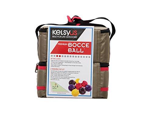 Kelsyus Premium Bocce Ball Game by Kelsyus (Image #4)